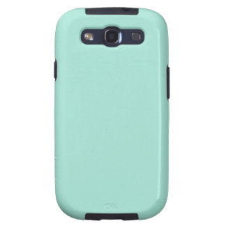 Cool Mint Green Galaxy SIII Cases