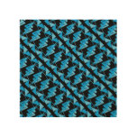 Cool Mirrored Geometric & Abstract Pattern Wood Print