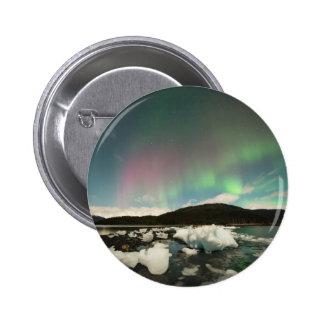 Cool Mix Aurora Button