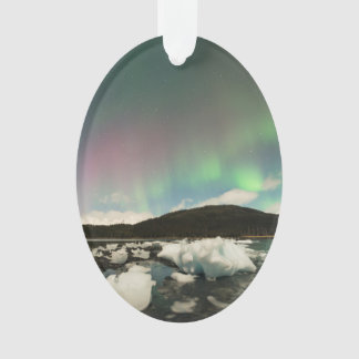 Cool Mix Aurora Ornament