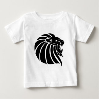 Cool MMA Lion tribal style tatto Baby T-Shirt