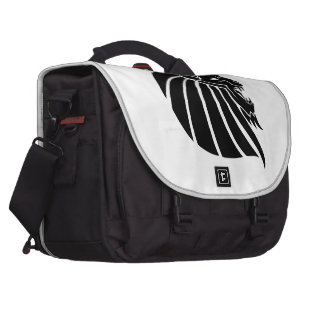Cool MMA Lion tribal style tatto Laptop Computer Bag