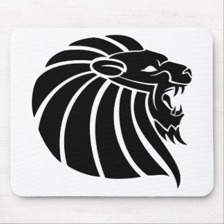 Cool MMA Lion tribal style tatto Mousepad
