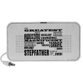 Cool Modern Fun Stepfathers : Greatest Stepfather Mini Speakers