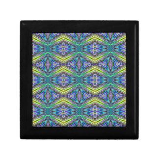 Cool Modern Multi colored Tribal Pattern Gift Box