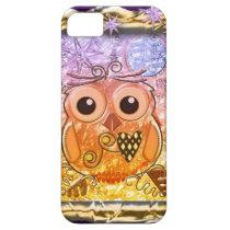 Cool modern Owl design iPhone SE/5/5s Case