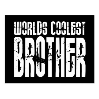 Cool Modern Urban Brothers  Worlds Coolest Brother Postcards