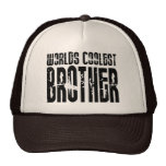 Cool Modern Urban Brothers  Worlds Coolest Brother Trucker Hat