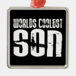 Cool Modern Urban Sons : Worlds Coolest Son Christmas Ornaments