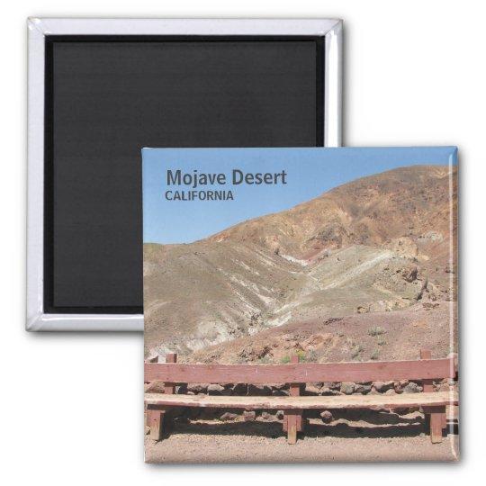 Cool Mojave Desert Magnet! Magnet