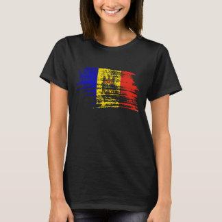 Cool Moldovan flag design T-Shirt