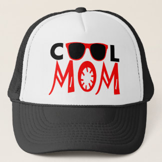 Cool MOM, Mother's Day Gift Trucker Hat