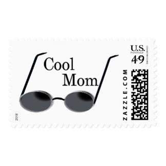 Cool Mom Postage Stamps
