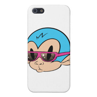 Cool Monkey Cover For iPhone SE/5/5s