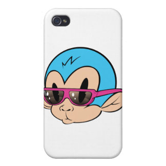 Cool Monkey Covers For iPhone 4
