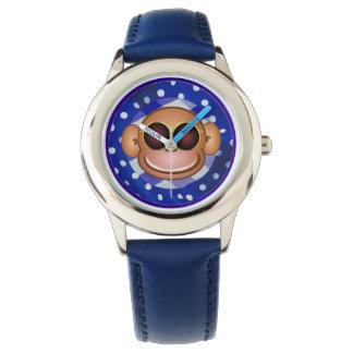 Cool Monkey Wrist Watch