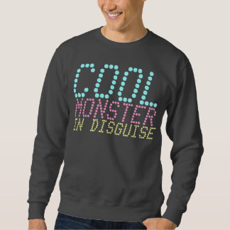 cool monster sweatshirt