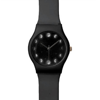 Cool Moon Phases Minimal Novelty May28th Watch