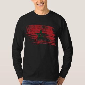 Cool Moroccan flag design T-Shirt