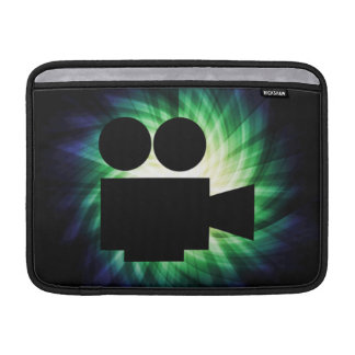Cool Movie Camera; Video Film Sleeve For MacBook Air