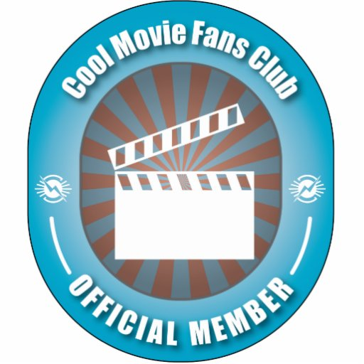 Cool Movie Fans Club Cut Outs