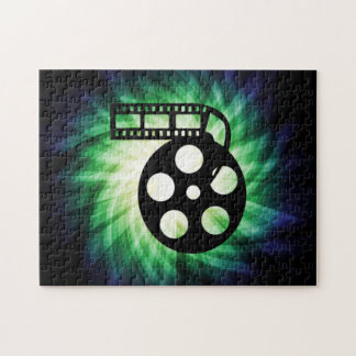 Cool Movie Film Reel Puzzles