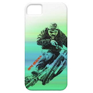 Cool Mtb Art iPhone 5 Case Design. Customizeable!