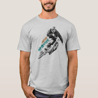Cool Mtb Design TShirt - Fully Customizable!