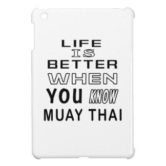 Cool Muay Thai Designs iPad Mini Case