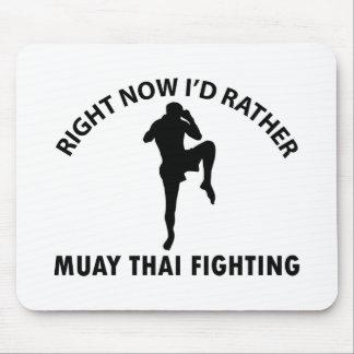 cool Muay thai  designs Mouse Pad