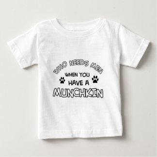 Cool Munchkins cat designs Baby T-Shirt
