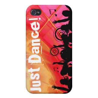 Cool Music Dance Retro iPhone Cover silver