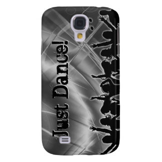 Cool Music Retro Dance iPhone 3 Cover silver metal