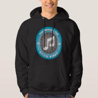 Cool Musicians Club Hoodie