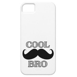 Cool Mustache Bro iPhone 5 Cover