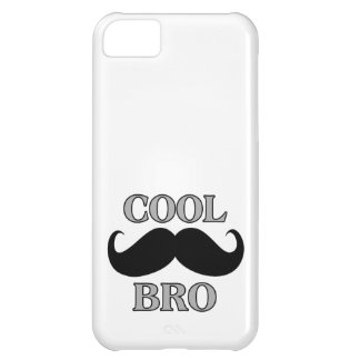 Cool Mustache Bro Cover For iPhone 5C