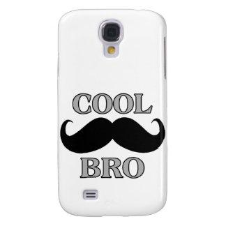 Cool Mustache Bro Galaxy S4 Cover