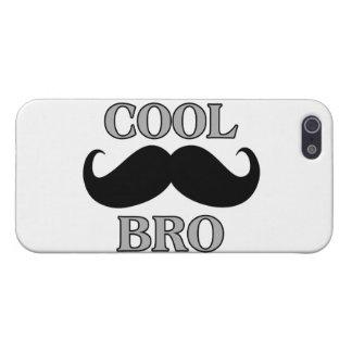 Cool Mustache Bro iPhone SE/5/5s Case