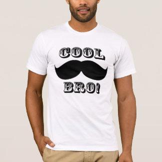 Cool Mustache, Bro T-Shirt