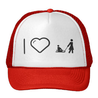 Cool My Mother Trucker Hat