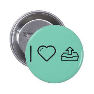 Cool My Outbox 2 Inch Round Button