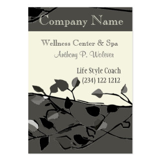 Cool Nature Tree Branch Design Business Card Templates