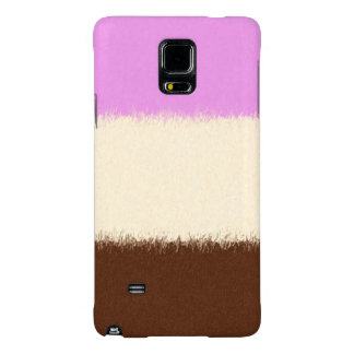 Cool Neapolitan Ice Cream Galaxy Note 4 case
