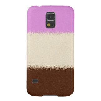 Cool Neapolitan Ice Cream Galaxy S5 case