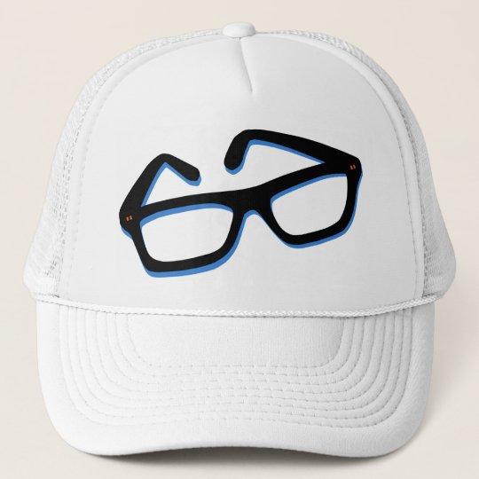 Cool Nerd Glasses Trucker Hat