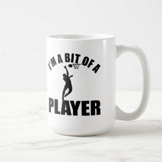 Cool Netball design Coffee Mug