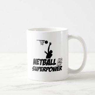 Cool Netball designs Mug