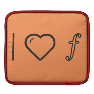 Cool Netherlands Currency iPad Sleeves