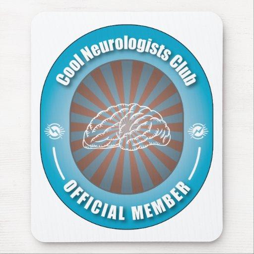 Cool Neurologists Club Mouse Pad