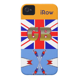 Cool New Great Britain Crew iRow iPhone Case Gift Case-Mate iPhone 4 Case